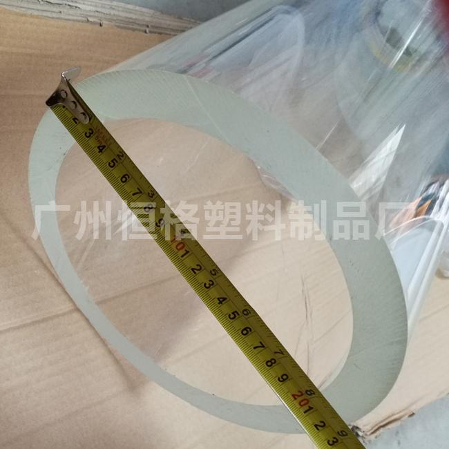 大直径 加厚 高透明 有机玻璃浇铸管