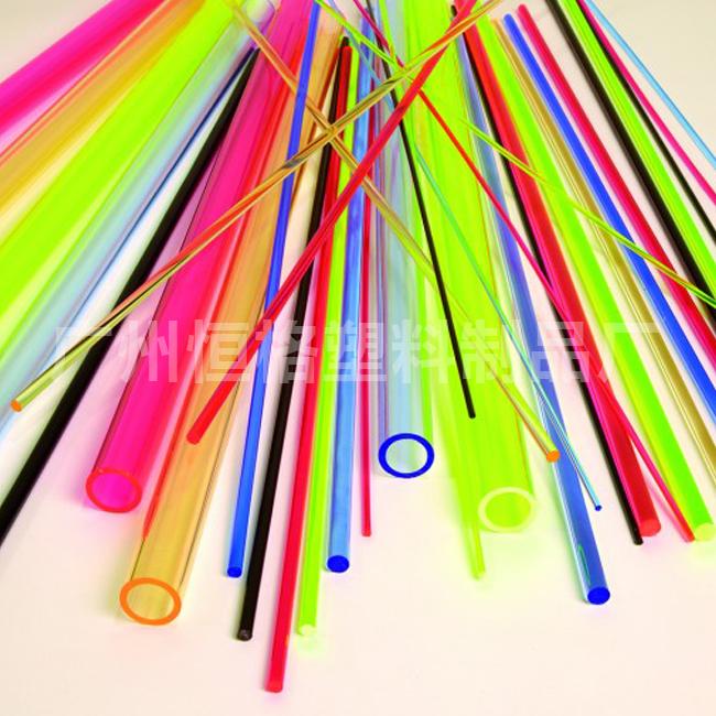 直销pc颜色管 可定做 灯饰 玩具 食品级pc管