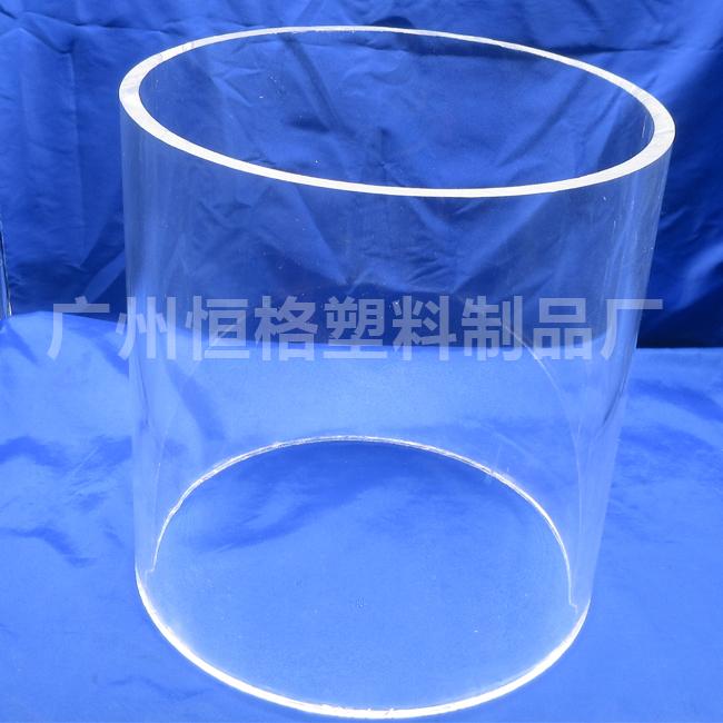 透明亚克力圆柱桶 直径5-1500mm 来样定做